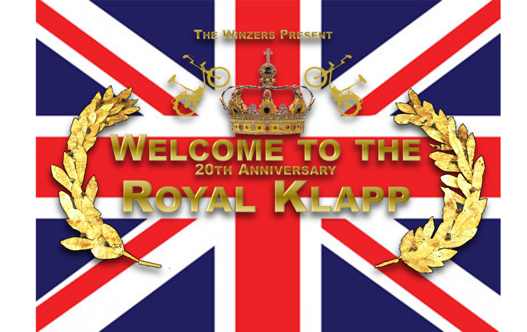 Welcome to the Royal Klapp - Motto 2011