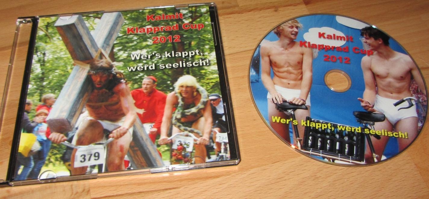 DVD zum Kalmit Klapprad Cup 2012