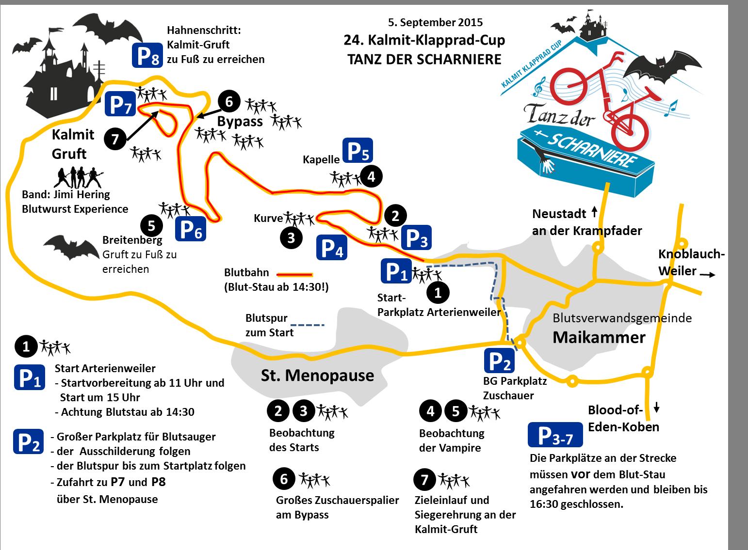 Karte KKC 2015