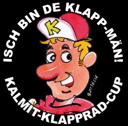 Kalmit-Klapprad-Cup – Isch bin de Klapp-Män!
