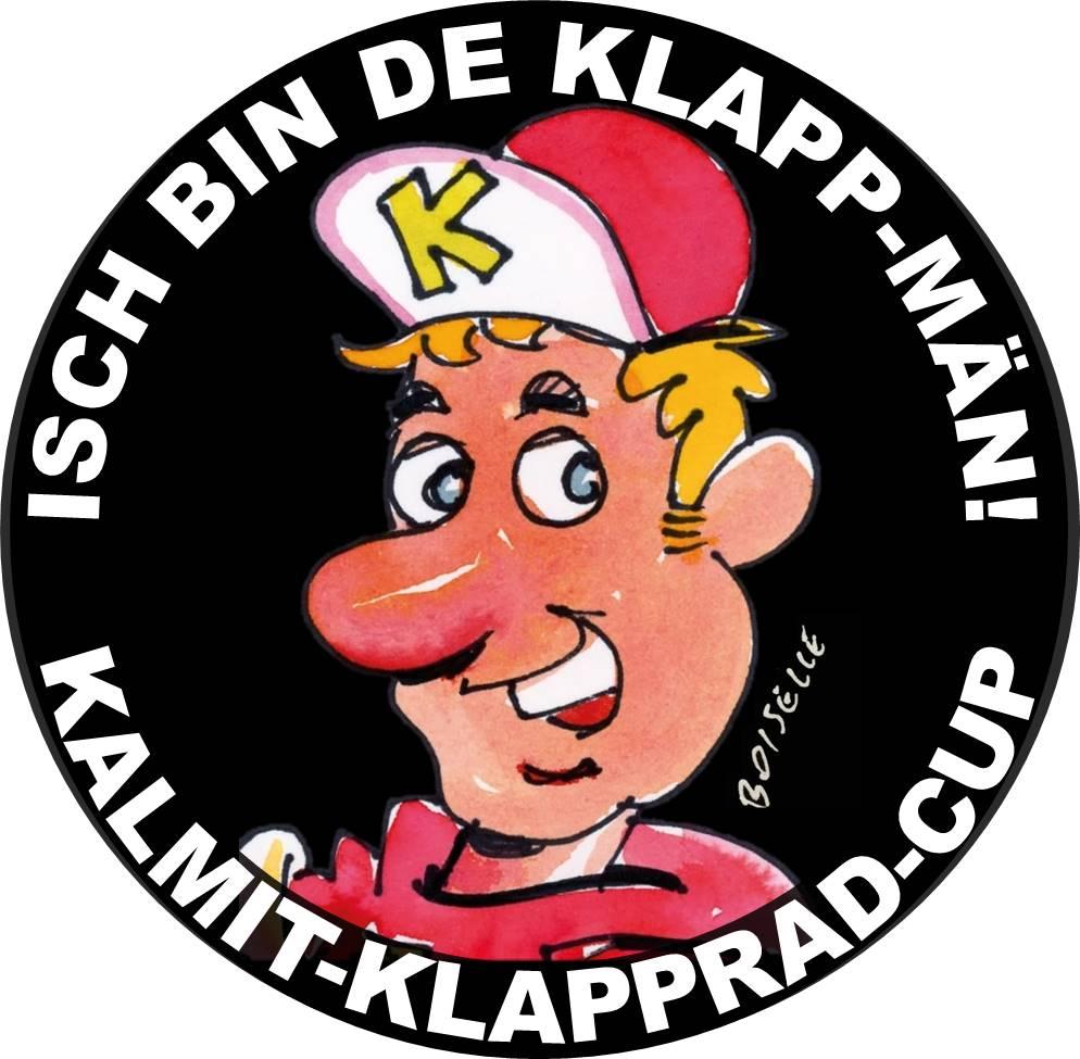 Logo Isch bin de Klapp-Män!